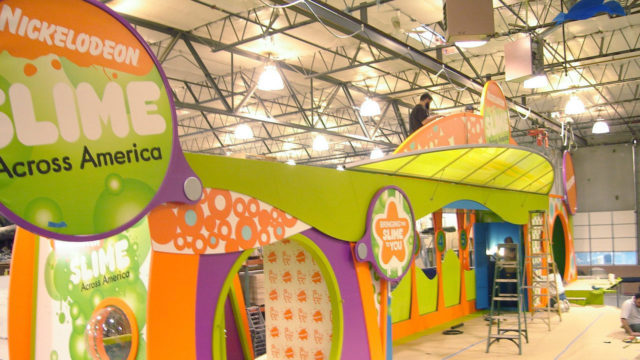 Slime Across America Traveling Exhibit